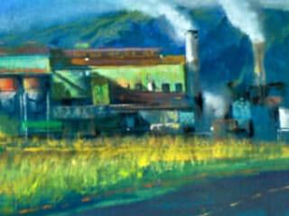 Gil Dellinger, Maui Sugar Plant