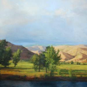 Geoffrey Krueger, River Walk