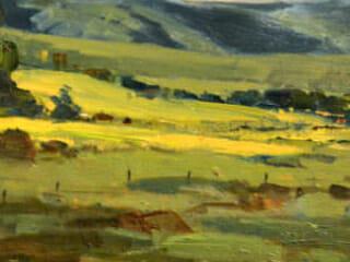 Dan Goozee, January -Light, Coastal Plain