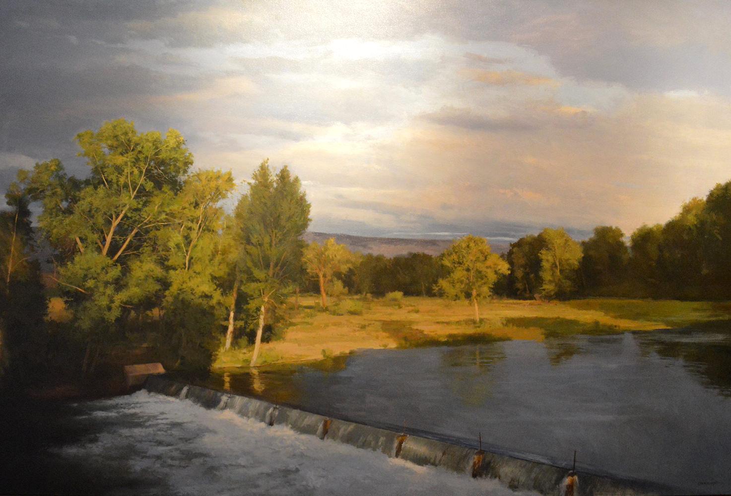 Geoffrey Krueger, Lowhead Dam