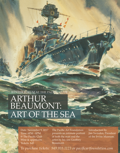 Arthur Beaumont: Art of the Sea