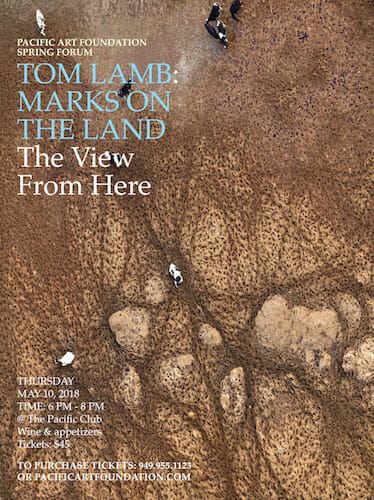 Marks on The Land, Tom Lamb