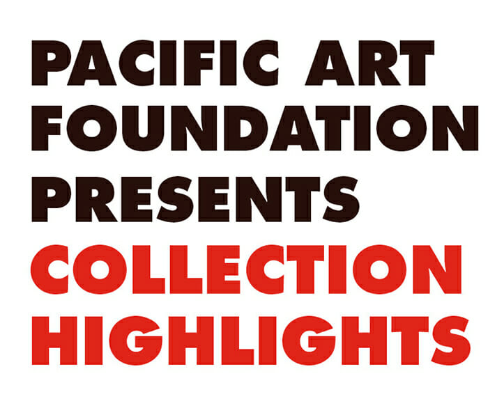 Pacific Arts Collection Highlights